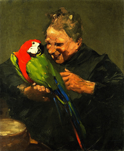 famous painting Pals of George Benjamin Luks
