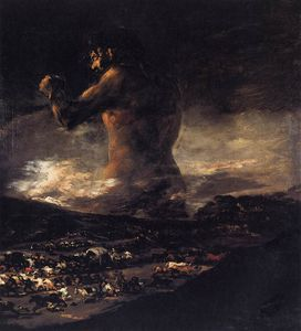 Francisco De Goya - o colosso